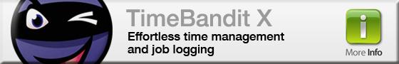 TimeBandit X - More info